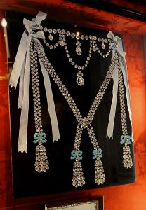 Madame Du Barry's Jewels (in reproduction)