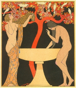 Georges Barbier - Songs of Bilitis