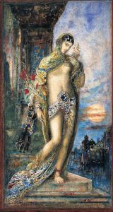 Gustave Moreau, Song of Songs: The Shulammite Maiden