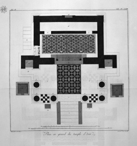 Piranesi's Temple of Isis