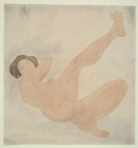 Erotic Sketch by Rodin