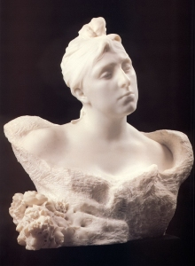 The Bust of Mme. Vicuña