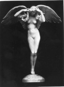 "Adolph Alexander Weinman's ""Fountain of the Setting Sun""  (Audrey Munson, model)"