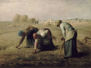 The Gleaners, by Jean-François Millet