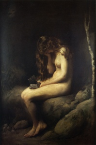 "Thomas Benjamin Kennington, ""Pandora"" (whom we call Elpida)"